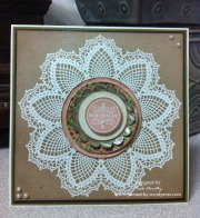 Delicate Doilies Card